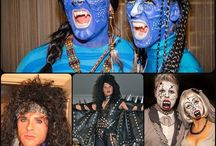 Steven Cox Instagram Photos #Halloween Steven and Mia style