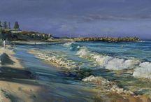 Art – Beach Scenes