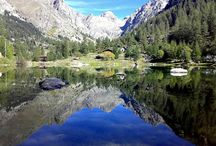 Excursion dans le Mercantour en camping-car / Excursion en camping-car dans le maercantour