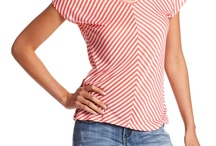 Stripe Top Inspiration / by Stephanie Allen
