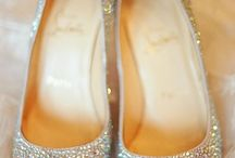 wedding shoes / by Margie Magallanes-Hernandez