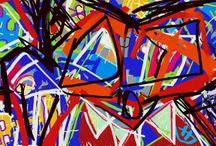 Daniel Fernández / Me fascina pensar en mi producción plástica, como la huella que dejaré, por medio de la cual busco la trascendencia, donde el papel que desempeñe, sea aquel de creador, de arquitecto, de Dios de un mundo, donde a manera de catarsis, construya un nuevo entorno, partiendo de mis miedos y experiencias en estados alterados de consciencia. - See more at: http://www.galeriamonicasaucedo.com/artista/daniel-fernandez/134#sthash.lm4dQKQS.dpuf
