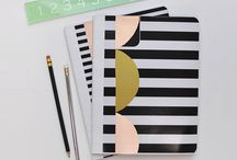 Stationary Junkie! / DIY, Cute finds / by Mandy Young