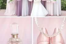 Colour Scheme: Romantic Pinks