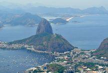 Brésil / découvrez le Brésil le plus contrastant et festif pays d'Amérique latine avec les Covoyageurs !