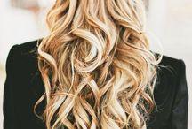 Konfirmations hår