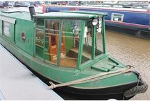 Narrowboat front end ideas