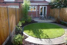 Patio ideas for small gardens