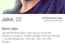 Tinder Profiles