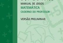 Jogos Matemáticos do 3°, 4° e 5° ano.