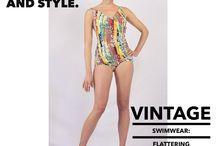Vintage Swimsuits!