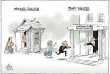 WHERE'S ABBOTT THE MINISTER FOR WOMEN