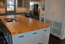 kitchen ideas / by PAULA HAYNES