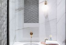Powder Rooms to Inspire