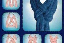 Pañuelos y bufandas