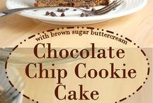Cookie Cake Recipes