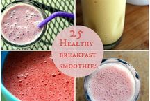 Be Smoothe (smoothies!) / by Chamberlaine B.