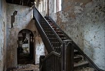 Abandoned Churches for my Book Research