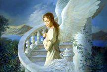 Angeli  descrizioni e articoli