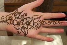 Tattoos/Mehandi