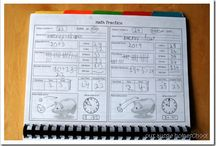 Calendar Notebook Ideas / by Kirsten Hill