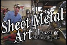 SHEET METAL ART