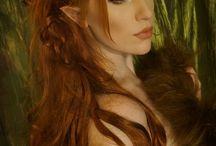 Elven - forestpeople
