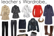 My Wardrobe to Come.... / by Rose Shockey