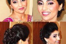 Indian/Asian bridal makeup