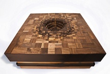 Interior design - tables / by Tracy Potter