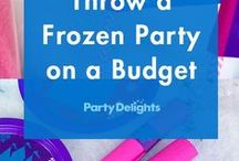 Vita's Frozen Party