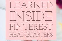 Pinterest top tips
