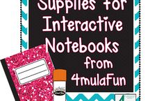 Interactive Journals / by Sarah Gallimore