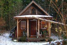 Cabins / by Rhonda Koerschner Ohlson