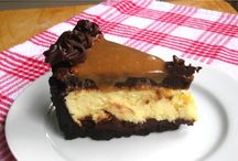 ~Desserts Galore~ / All of the diabetic coma inducing desserts I want to make! / by Kaydee Lewis