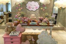 Festa Arco-íris/ nuvem/ Candy