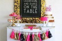 Birthdays - Kate Spade Inspired