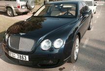 Bentley Flying Spur Black