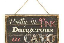 Pink Camo/Camo