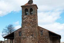 Iglesia de San Miguel Arcángel en Moreruela deTábara