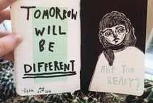Inspiring Sketchbooks