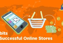 Ecommerce Tips / Learn how to sell more of your products and services online and how to improve website engagement.
