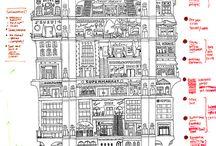 Art - Illustration - City/Bldg