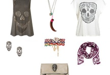 Skull clothing & accessories!
