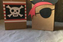 Cumple Piratas