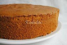torta / Sütés
