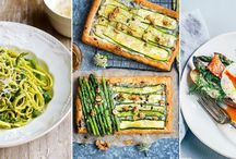Spring Recipes / Seasonal recipes for your spring harvest!