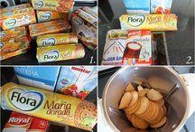 yogur de galletas