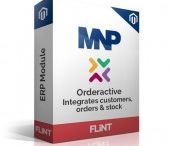Magento Integration - MNP's ORDERactive