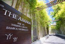 The Amala Entrance / www.theamala.com